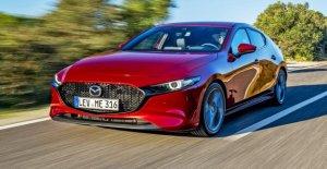 Essai dans la nouvelle Mazda3: de la beauté à partir de l'Kompaktliga