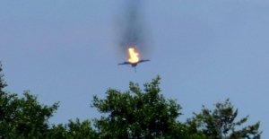 Eurofighter Crash: siège Éjectable peut se déclenche pas!