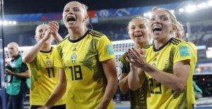 Football-coupe du monde: Suède railleries contre l'Allemagne