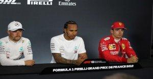 Formule 1 en France: Lewis Hamilton s'attend à la Règle de Patrons à partir de