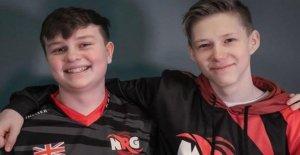 Fortnite de la coupe du monde: sa Mère, son Fils (15) de l'École, afin de devenir un Professionnel peut