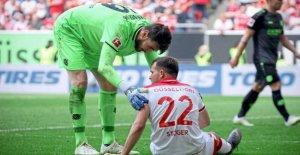 Fortuna Düsseldorf: Kevin Szalona veut maintenant seulement être en bonne santé!