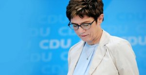 Görlitz: AKK (CDU) reçoit des Critiques pour Tweet pour Oberbürgermeisterwahl