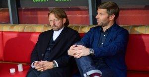 Gospodarek pour Langner: VfB Stuttgart, la pêche, le Bayern Entraîneur