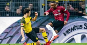 Hanovre 96: FC Augsburg y a de Noé Sarenren un Contrat de 5 ans