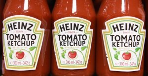 Heinz Ketchup maintenant...