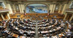 Il vaut la peine d'en Berne: gagner Autant de Politiciens Vue