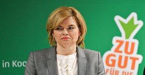La ministre freine Zuckerampel à partir de: Klöckner veut propre Système
