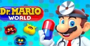 Le dr Mario World bientôt - un jeu de Puzzle pour Android et iOS
