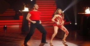 «Let's Dance», Gagnante du concours Ekaterina Leonova menace d'Expulsion - Vue
