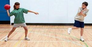 L'étude parle de Harcèlement moral: les Éducateurs demandent Dodgeball-Interdiction
