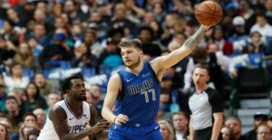Luka Doncic: NBA, la Star de Dallas Mavericks se met Lufthansa, à