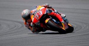 MotoGP Jorge Lorenzo, le reconnaît de la Concurrence pour le Vainqueur, Marc Marquez à Barcelone à partir de