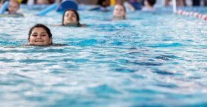 Parce que de plus en plus d'Enfants mal natation: Plan d'action contre la Noyade