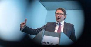 Péage-de Querelle avec l'Autriche: le Ministre Scheuer veut maintenant se plaignent