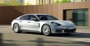 Porsche appelle 100 000 Voitures aux états-UNIS