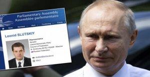 Poutine utilise le Conseil de l'europe en tant que Cheval de troie, les Sanctions à saper