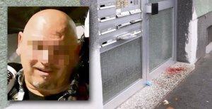 Processus de Cologne: Voisin poignardé à mort, parce qu'il a des Enfants Bestioles en l'appelant?