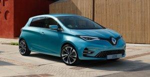 Renault Zoe: La petite Voiture Électrique est de devenir un adulte