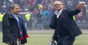 Roland Heri: Le nouvel Homme fort du FC Bâle - Vue