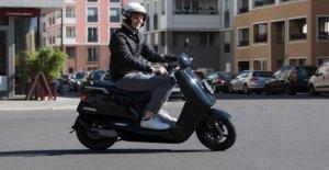 Scooter électrique: NUI N1s dans le Test