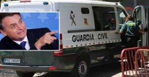 Sommet du G20: Bolsonaro, un Soldat avec 39 Kilos de Cocaïne dans les Bagages de l'Aéroport de pris
