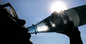 Stiftung Warentest: Pas une seule fois chaque seconde de l'eau Minérale est bon!