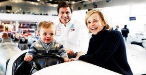 Susie et Toto Wolff: Notre Fils doit pas être la course