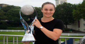 Tennis: Le nouveau Numéro 1, Ashleigh Barty, Portrait de Vue