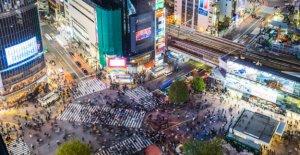 Tokyo est flashy et élégant: Où Tradition et Modernité triffe