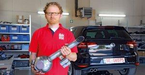 V8-Son: Ce Son rappel fait le même pour Golf Diesel possible