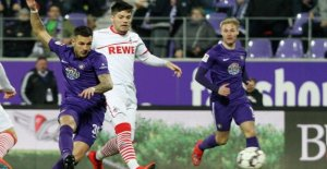 1. FC Cologne: Veut de l'Ajax Amsterdam Jorge Meré chercher?