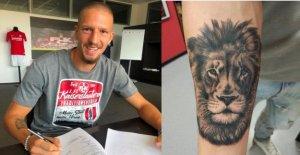 1. FC Kaiserslautern: Janik Bachmann: le Roi de La Kaiserslautern-Lion!