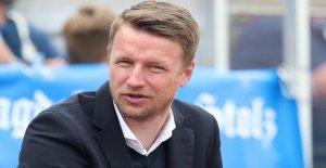 1. FC Magdeburg: chef des sports de Franz existe Ligue comme Saison, à partir de