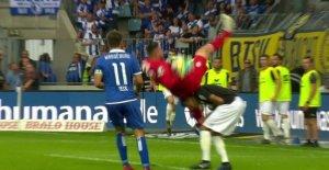 3. Ligue: Braunschweig gagne contre Magdebourg, en dépit de Gardien de but de Crash