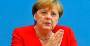 Angela Merkel veut à 2021 aller de l'avant. L'a confirmé dans une conférence de Presse