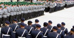 Après AKK-Déclarations: SPD tire contre la hausse de la Bundeswehr, le Budget de