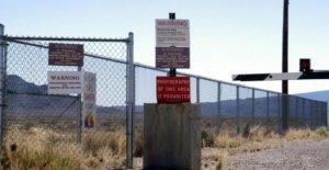 Area 51: Un Million de Facebook-User voulaient zone militaire tempêtes