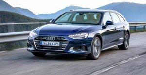 Audi A4 Avant: Lifting pour le populaire de la classe Moyenne Combinée