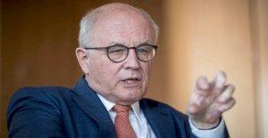 CDU: Kauder met en cause les convertis Chrétiens avec la CSU, horst Seehofer à