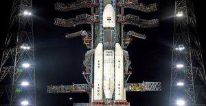 CHANDRAYAAN-2: l'Inde vole vers la Lune!