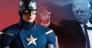 Chris Evans vs. Trump: Captain America, s'emporte contre le Président des états-unis