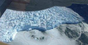 Climat: Scientifiques veulent Antarctique enneiger artificiellement