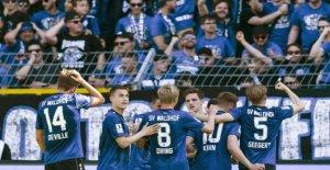 Comme dangereux Waldhof Mannheim pour Hoffenheim?