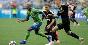 DORTMUND: le Borussia Dortmund gagne le match Amical contre Seattle Sounders fc