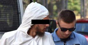 De Touristes allemands (23) en Croatie poignardé