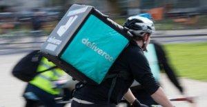 Deliveroo et Lieferando: travailler Aussi dur pour le service de Livraison-les Cyclistes