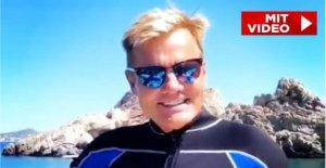 Dieter Bohlen se retend les Rides moyen – total gaga, cette Vidéo