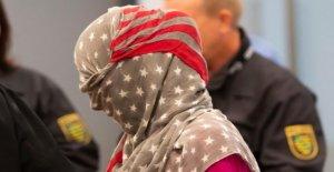 Dresde: Pourquoi ne les suspects de terrorisme doivent présenter au Tribunal?