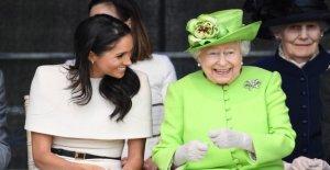 Duchesse Meghan: Elle est en Vacances avec la Reine!